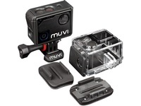"Veho Muvi Digital Camcorder - 1.8"" - Touchscreen LCD - 4K - Black"