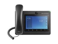 2N GXV3370 IP Phone - Corded - Corded/Cordless - Wi-Fi, Bluetooth - Desktop, Wall Mountable