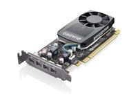 Lenovo NVIDIA Quadro P620 Graphic Card - 2 GB GDDR5 - Low-profile