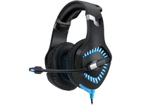 Adesso Virtual 7.1 Gaming Headset with Microphone