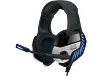 Adesso Virtual 7.1 Surround Sound Gaming Headset with Vibration
