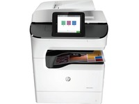 HP 774dns Page Wide Array Multifunction Printer - Color