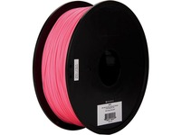 Monoprice MP Select PLA Plus+ Premium 3D Filament 1.75mm 1kg/Spool, Pink