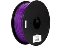 Monoprice MP Select PLA Plus+ Premium 3D Filament 1.75mm 1kg/Spool, Purple