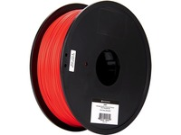 Monoprice MP Select PLA Plus+ Premium 3D Filament 1.75mm 1kg/Spool, Red