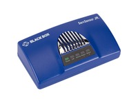 Black Box AlertWerks ServSensor Jr. Hub - (1) Temperature Sensor, 2-Port