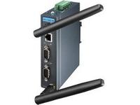 Advantech 2-port RS-232/422/485 to 802.11b/g/n WLAN Serial Device Server