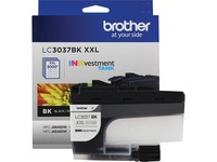 Brother Genuine LC3037BKS Super High-yield Black INKvestment Tank Ink Cartridge