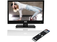 "Pyle PTVLED15 15.6"" LED-LCD TV - HDTV - Black"