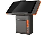 "Advantech 10.1"" Industrial Tablet-Based Mini POS System"