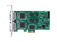 Advantech 2-ch Full HD H.264/MPEG4 PCIe Video Capture Card with SDK