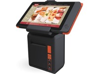 "Advantech 10.1"" Industrial Tablet-Based Mini POS System"