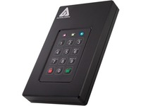 Apricorn Aegis Fortress 1 TB Solid State Drive - External
