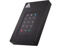 Apricorn Aegis Fortress 1 TB Hard Drive - External