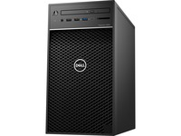 Dell Precision 3000 3630 Workstation - Intel Core i5 Hexa-core (6 Core) i5-8500 8th Gen 3 GHz - 8 GB DDR4 SDRAM RAM - 1 TB HDD - Tower