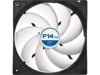 Arctic 3-Pin Temperature-controlled Fan with Standard Case