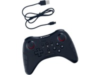 Verbatim Wireless Controller for Use With Nintendo Switch - Black