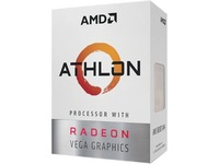 AMD Athlon 220GE Dual-core (2 Core) 3.40 GHz Processor - Retail Pack