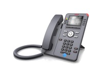 Avaya J169 IP Phone - Corded - Corded - Wall Mountable, Desktop - White