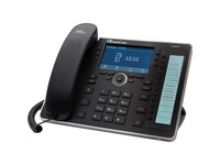 AudioCodes 445HD IP Phone - Corded - Corded/Cordless - Wi-Fi, Bluetooth - Black