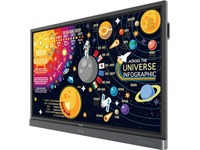 "BenQ Education RP7501K 75"" LCD Touchscreen Monitor - 16:9 - 8 ms"