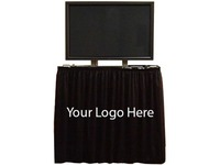JELCO EZ-LIFT Drape Kit for EL-65 Customized with Logo