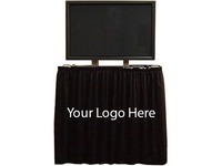 JELCO EZ-LIFT Drape Kit for EL-42 Customized with Logo