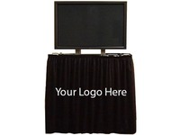 JELCO EZ-LIFT Drape Kit for EL-60 Customized with Logo