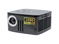 AAXA Technologies KP-750-00 DLP Projector - 16:9 - Gray, Black
