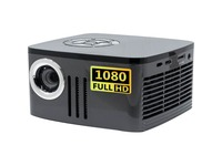AAXA Technologies KP-750-00 DLP Projector - 16:9 - Gray, Black