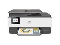 HP Officejet 8020 Inkjet Multifunction Printer - Color