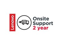 Lenovo Onsite Support (Add-On) - 2 Year - Service