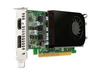 HP AMD Radeon RX 550X Graphic Card - 4 GB - Low-profile
