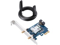 Asus PCE-AC58BT IEEE 802.11ac Bluetooth 5.0 - Wi-Fi/Bluetooth Combo Adapter for Desktop Computer