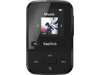 SanDisk Clip Sport Go 32 GB Flash MP3 Player - Black