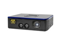 AAXA Technologies 4K1 DLP Projector - 16:9 - Space Gray