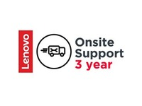 Lenovo Onsite Support (Add-On) - 3 Year - Service