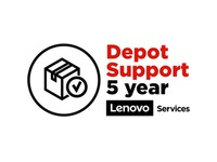 Lenovo Depot/Customer Carry In Upgrade - 5 Year Extended Service - Service