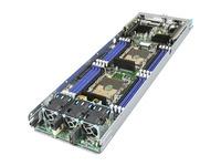 Intel HNS2600BPBR Barebone System - 2U Rack-mountable - 2 x Processor Support