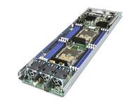 Intel HNS2600BPSR Barebone System - 2U Rack-mountable - Intel C622 Chipset - 2 x Processor Support