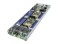 Intel HNS2600BPB24R Barebone System - 2U Rack-mountable - Intel C621 Chipset - 2 x Processor Support