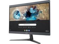 "Acer Chromebase 24 CA24I2 All-in-One Computer - Intel Celeron 3867U Dual-core (2 Core) 1.80 GHz - 4 GB RAM DDR4 SDRAM - 128 GB Serial ATA/600 SSD - 23.8"" Full HD 1920 x 1080 Touchscreen Display - Desktop"