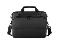 "Dell Pro Carrying Case (Briefcase) for 15"" Dell Notebook - Black"