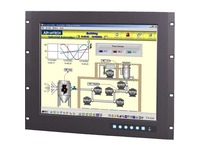 "Advantech FPM-3191G 19"" Open-frame LCD Touchscreen Monitor"