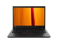 "Lenovo ThinkPad T495 20NJ0004US 14"" Touchscreen Notebook - 1920 x 1080 - AMD Ryzen 5 3500U Quad-core (4 Core) 2.10 GHz - 8 GB RAM - 256 GB SSD - Glossy Black"