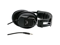 AVID AE-807 Stereo/Mono Headphone with 3.5MM, 1/8 Plug, Black