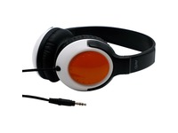 AVID AE-54 Over Ear Headphone with Adjustable Headband, Orange