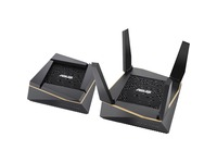Asus AiMesh RT-AX92U Wi-Fi 6 IEEE 802.11ax Ethernet Wireless Router