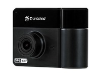 "Transcend DrivePro 550 Digital Camcorder - 2.4"" LCD - Full HD - Black"