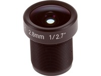 AXIS - 2.80 mm - f/1.2 - Zoom Lens for M12-mount